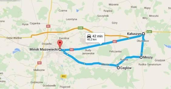 Kałuszyn-Mrozy, Cegłów