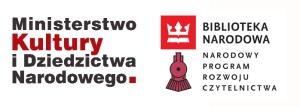 logi ministerstwa kultury i dziedzictwa narodowego oraz biblioteki narodowej
